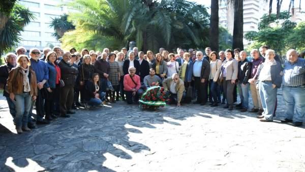 Psoe fundación aniversario celebración pablo iglesias posse