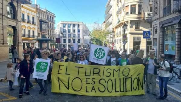 Manifestación este domingo en Sevilla