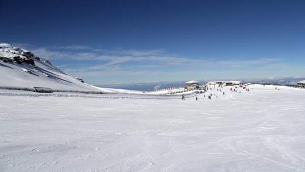 Inicio de la temporada 2018-2019 en Sierra Nevada