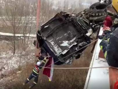 Rescate 'in extremis'
