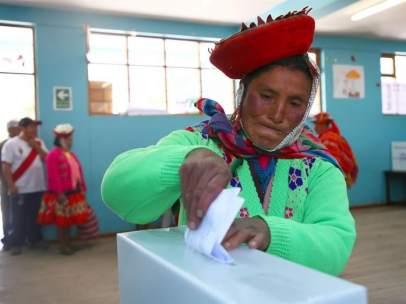 Referéndum en Perú