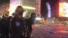 Disturbios en Buenos Aires para dispersar a los violentos tras el River-Boca