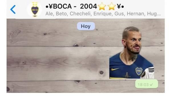 Memes River vs Boca