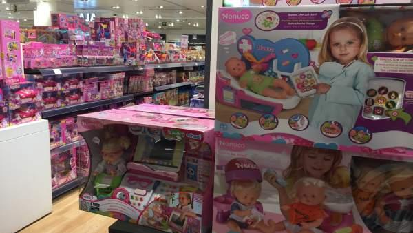Juguetes, juguete, jugar, regalo, regalos, Reyes Magos, muñeca, muñecas