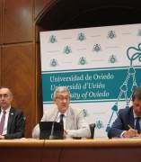 El Rector de la Universidad, Santiago García GRanda