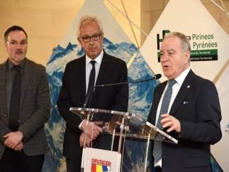 Gracia asume la presidencia de la Agrupación Europea de Cooperación Territorial
