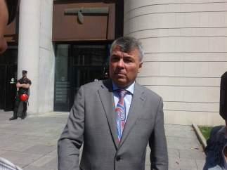 Agustín Martínez Becerra, abogado de miembros de 'La Manada'.