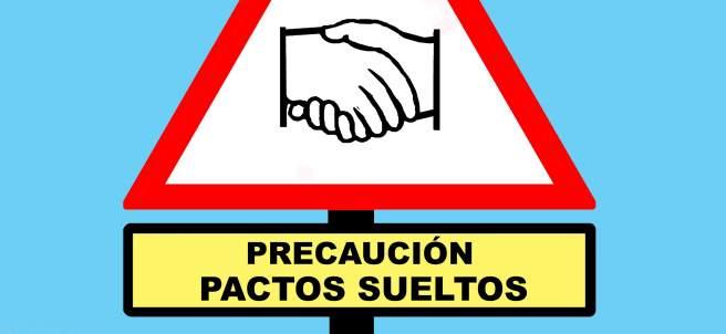 Semana de pactos para formar gobierno en Andalucía