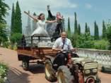 Loli y Sergio, en 'Cuatro Weddings'.