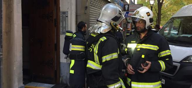 Bomberos Madrid