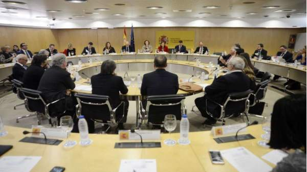 Pleno del Consejo Español de Turismo