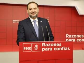 """Moncloa corrige a Ábalos y reafirma """"sin duda"""" que el Consejo de Ministros del 21-D se celebrará en Barcelona"""