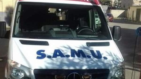 Imagen de archivo de un SAMU