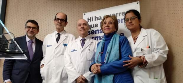 Operan, por primera vez en España, el cáncer de páncreas de peor pronóstico aplicándole calor