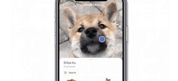 La tecnología de reconocimiento visual Google Lens se incorpora a iOS