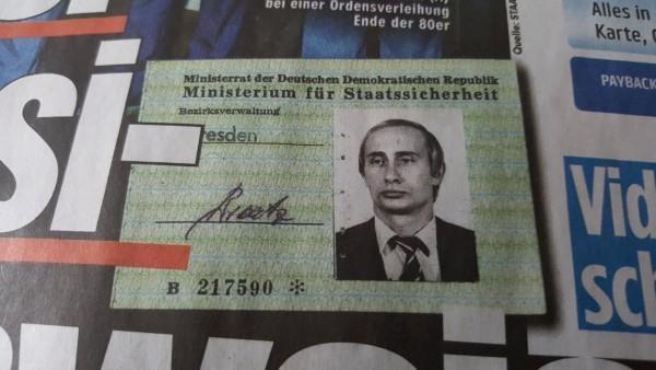 Carnet Putin