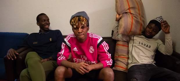 Pisos 'refugio' para evitar la calle a los 18: