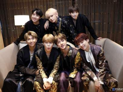 Grupo de K-Pop, BTS