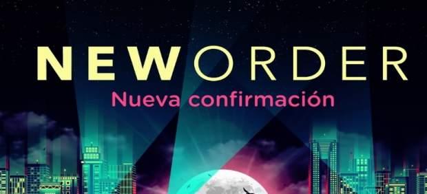 New Order encabezará el Low Festival 2019