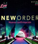New Order, confirmats per al Low