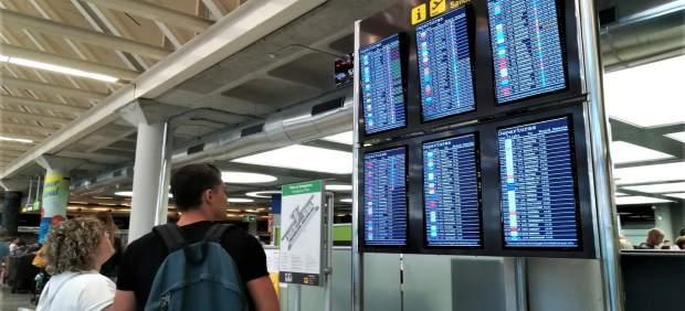 Palma registra 12.945 vuelos en noviembre de 2018, un 11,3% más