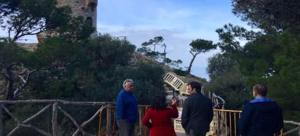 El Consell y el Ayuntamiento de Banyalbufar restaurarán la Torre de ses Ànimes