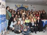 Voluntarios en el Día Internacional de Voluntariado en la UPO