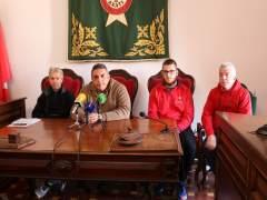 Rueda de prensa del Ayuntamiento sobre una agresión a un joven atleta