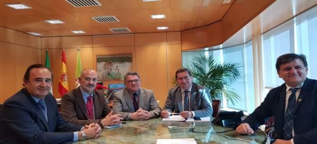 Eticom y Diputación se reúnen para impulsar el sector tecnológico de la provincia
