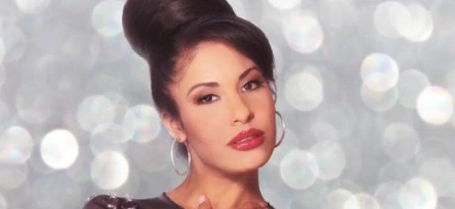 La cantante Selena Quintanilla