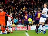 Gol de Dembélé al Tottenham