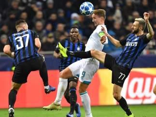 Inter vs PSV
