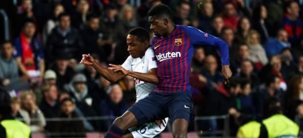 Dembélé, golazo y perdón del Camp Nou