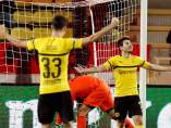 Gol del Dortmund