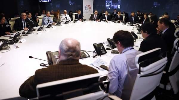 Reunión de emergencia tras el tiroteo en Estrasburgo