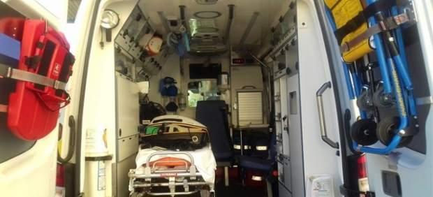 Sucesos.- Fallece un motorista de 52 años tras precipitarse por un desnivel en Capileira