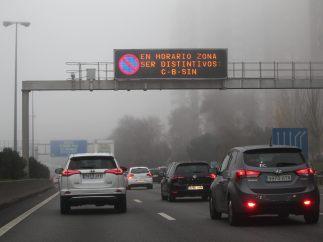 Escenario 2 del protocolo de contaminación
