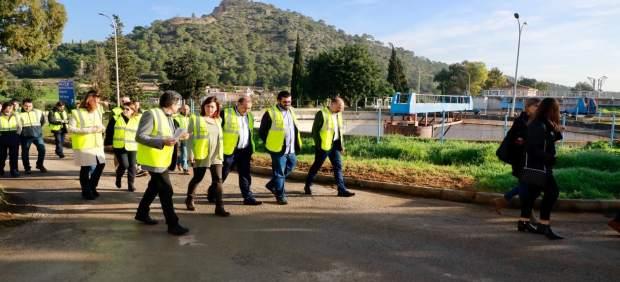 El Govern aporta 5,3 millones de euros del canon de saneamiento para la nueva EDAR de Santa Ponça