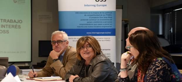 La Diputación se suma a un proyecto europeo para mejorar el apoyo al emprendimiento en la provincia