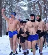 'Running' en invierno