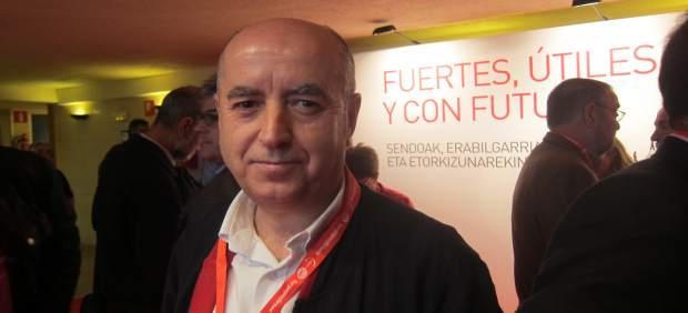 """Arza denuncia las """"carencias"""" del Presupuesto en políticas sociales y censura la """"autocomplacencia"""" del Gobierno Vasco"""