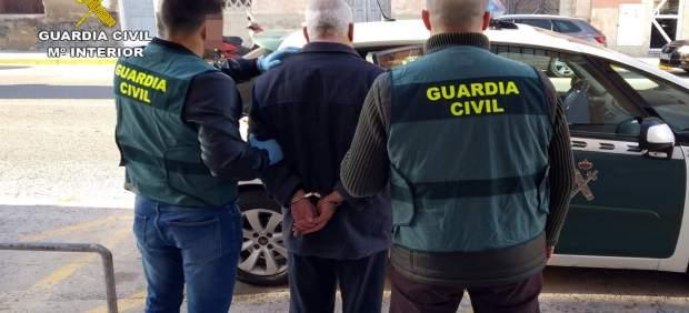 Desarticulado un grupo relacionado con la sustracción de un centenar de vehículos en Murcia y Alicante