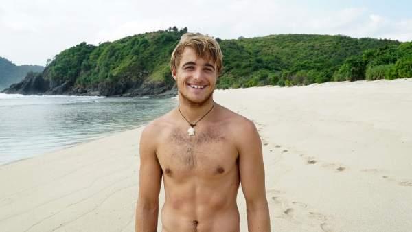 El surfero Natxo González