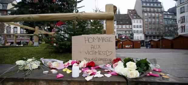 Atentado en Estrasburgo