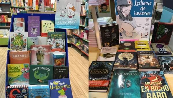 Libros, lectura, infantil