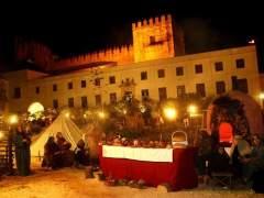 Belén viviente en la provincia de Cádiz