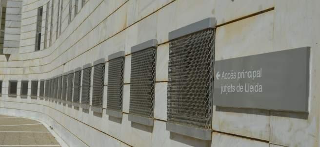 Edificio judicial de Lleida