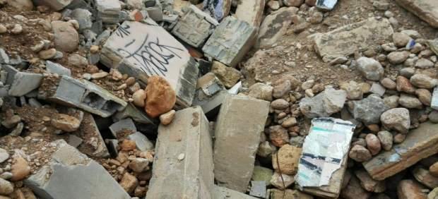 Cs Palma presenta una denuncia ante la Fiscalía de Medio Ambiente por escombros sin tratar en las ...