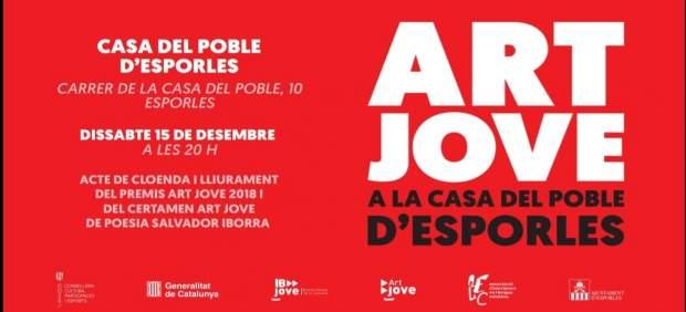 Una cincuentena de jóvenes de las Islas recibirán este sábado los premios 'Art Jove 2018'