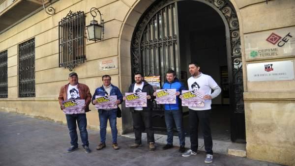 Los amigos de Iranzo organizarán una concentración y un acto jotero en Andorra